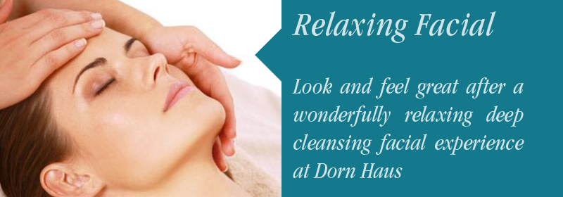 Facials At Dorn Haus Stratford Upon Avon Warwickshire